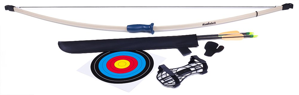 Crosman Youth Hawksbill Long Bow with Start-Up Kit by Crosman (Image #1)