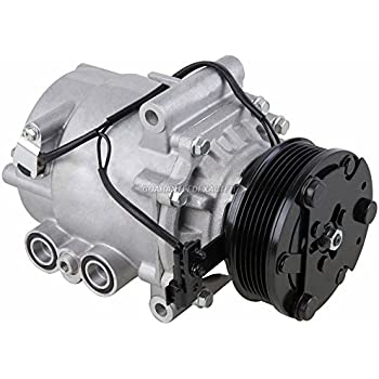 AC Compressor & A/C Clutch For Saturn Vue 2004 2005 2006 2007 - BuyAutoParts 60-01870NA NEW