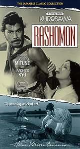 Rashomon [VHS]