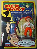 Dick Tracy Coppers and Gangsters Sam Catchem Action Figure