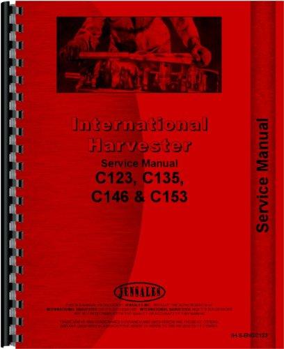 International Harvester 4000 Forklift Engine Service Manual