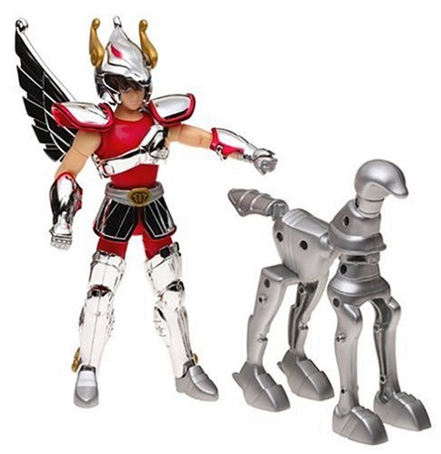 "8"" Knights of the Zodiac Action Figure: Pegasus Seiya"