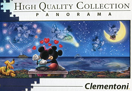 Minnie Licenze Disney Panorama Collection Puzzle 1000 Pezzi 39449