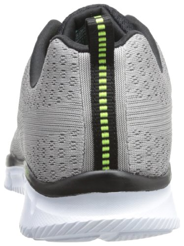 Lgbk da Grigio Sneakers Reaction Grigio Uomo Skechers Quick Equalizer nzWqI6wW8H
