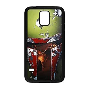 Hard Shell Case Cover For Samsung Galaxy S5 i9600 with Star Wars Soldier Fashion Style