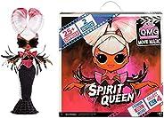 LOL Surprise OMG Movie Magic Spirit Queen Fashion Doll with 25 Surprises