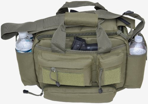 Explorer 18-Inch Tactical Range/Bailout/Heavy Duty Gun Bag, Olive Drab, 14 x 10 x 9-Inch