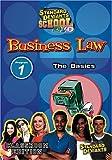 Standard Deviants School - The Cutthroat World of Business Law, Program 1 - The Basics (Classroom Edition) [Import]