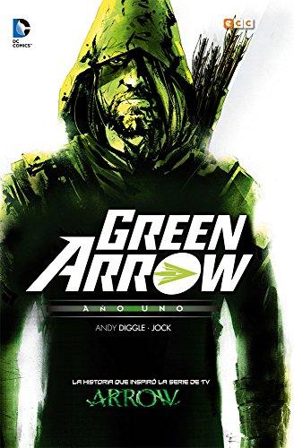 Descargar Libro Green Arrow Año 1 Andy Diggle