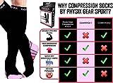 Compression Socks for Men & Women, BEST Graduated