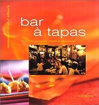 Bar à tapas par Sophie Brissaud