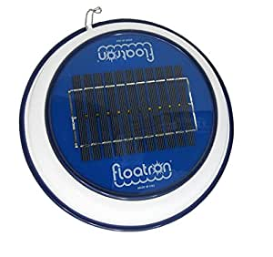 Amazon Com Floatron Solar Powered Pool Cleaner Natural
