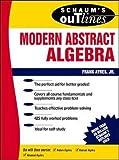 Schaum's Outline of Modern Abstract Algebra (Schaum's Outlines)