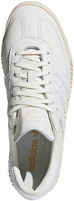 adidas Originals Sambarose Damen Sneaker, gebrochenes Weiß