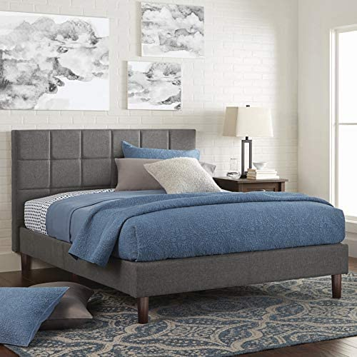 Better Homes and Gardens Knox Upholstered Platform Bed King