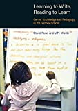 img - for Learning to Write, Reading to Learn: Genre, Knowledge and Pedagogy in the Sydney School (EQUINOX TEXTBOOKS & SURVEYS IN LINGUISTICS) book / textbook / text book