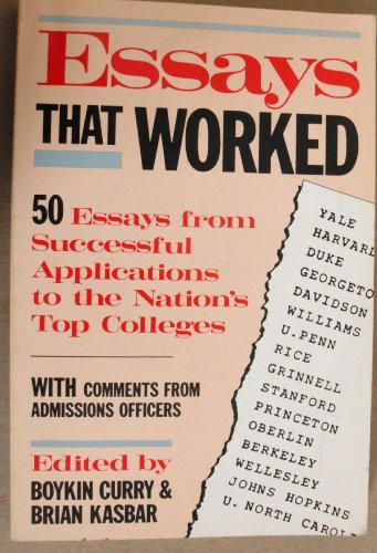 50 essays authors 50 successful ivy league application essays 50 successful ivy league application essays  harvard graduates and authors of.