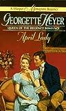 April Lady (A Harper Monogram Regency)