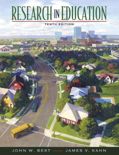 Research in Education (10th Edition)