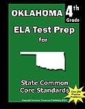 Oklahoma 4th Grade ELA Test Prep, Teachers Treasures, 1484120973
