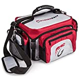 Search : STRIKEBAIT Fishing Tackle Bag - Lightweight and Easier to Carry Than Boxes - Keeps Your Gear Organized, Safe and Dry - Waterproof Bags Incl 4 Tackle Boxes and a Boatload of Pockets and Storage Space