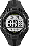 Marathon by Timex Men's TW5K94800 Digital Full Size Black Resin Strap Watch