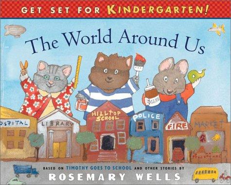 Download The World Around Us (Get Set for Kindergarten!) ebook