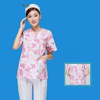 OPPP Abbigliamento medico Le Uniformi mediche dell'infermiere dell'uniforme Medico delle Donne Uniformi degli Uomini delle Donne di fregatura Infermiera Design Uniforme per Il Medico