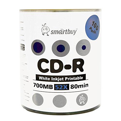 Review Smartbuy 700mb/80min 52x CD-R
