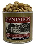 #3: Gourmet Salted Peanuts 12 Ounce Tin