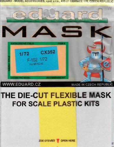 Eduard Masks 1:72 - F-102 Delta Dagger (meng) - (edmcx352) for sale  Delivered anywhere in USA
