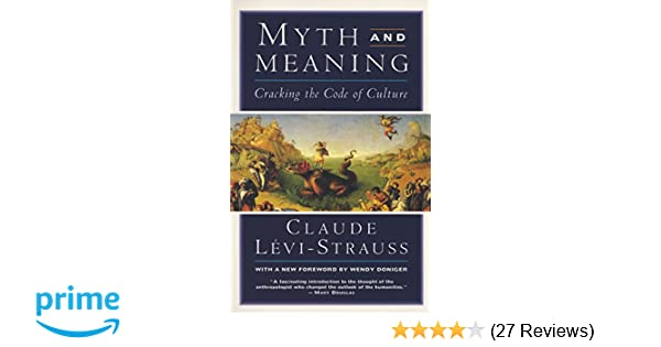 myth and meaning cracking the code of culture
