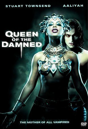 - QUEEN OF THE DAMNED (DVD/WS 2.35/5.1/ENG-FREN-SPAN-SUB/MUSIC VIDS/3 DOCU)