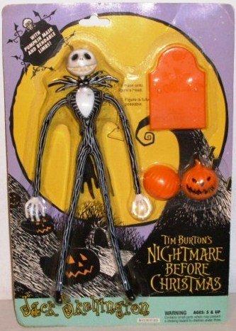 [Jack Skellington - Nightmare Before Christmas] (Jack Skellington Mask)