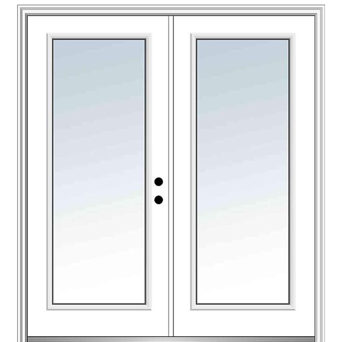 Top 10 Home Prehung Exterior Glass Full Lite Doors