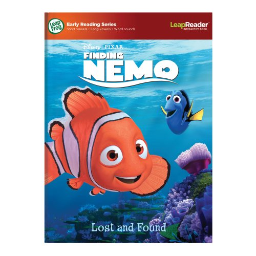 LeapFrog LeapReader Book: Disney·Pixar Finding Nemo, Lost and Found (works with Tag) by LeapFrog (Image #7)