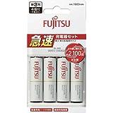富士通 急速充電器「標準電池セット」 FCT344FXJSTFX