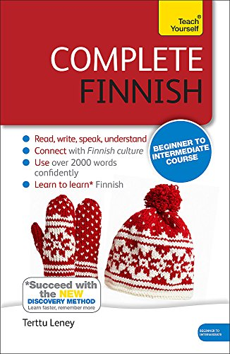 Complete Finnish Beginner to Intermediate Course: Learn to read, write, speak and understand a new language (Teach Yourself) by imusti
