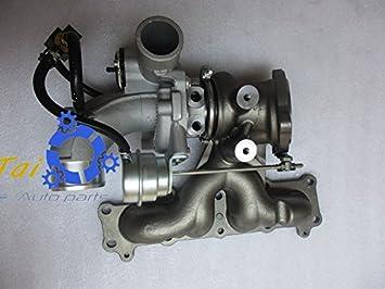 Nuevo Turbo para Land Rover Evoque Ford Mondeo aj-i4d b4204t7 Ecoboost 2.0L: Amazon.es: Coche y moto