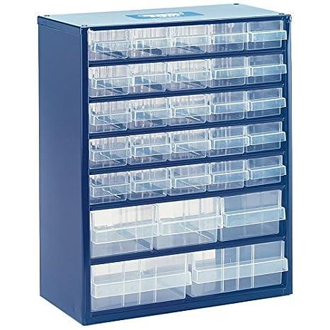Bon Draper Expert 28741 30 Drawer Storage Organiser By Draper