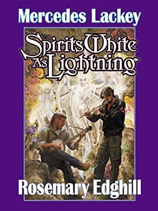 book cover of Spirits White as Lightning