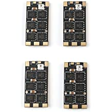 4pcs Holybro Tekko32 F3 35A ESC BLHeli_32 3-6S Input Support Dshot1200 Electronic Speed Controller with WS2812b LED and Current Sensor for FPV Racing Drone Quadcopter
