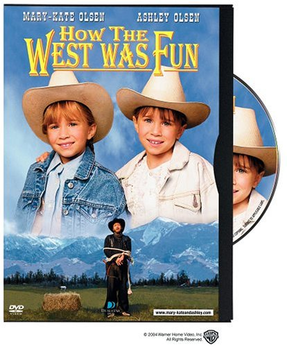 How the West Was Fun by Warner Home Video