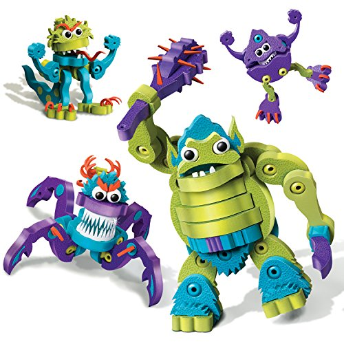 Bloco Toys Ogre and Monsters Building Kit