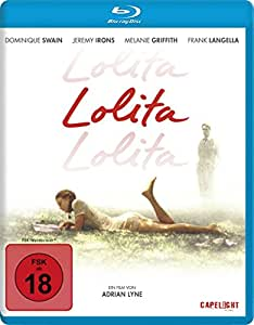 Lolita [Blu-ray] (1997) [German Import]