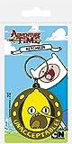 Adventure Time Rk38548C Citronnelle Tolérant en caoutchouc Porte-clés