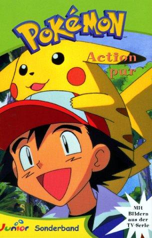 Pokemon, Action pur Gebundenes Buch – 1. Januar 2000 Egmont Schneiderbuch 3934614221 Antolin (3. Klasse) Pokémon; Kinder-/Jugendlit.
