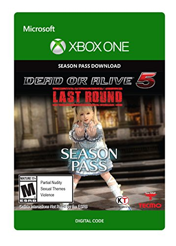 Dead or Alive 5 Last Round New Costume Pass 1 - Xbox One Digital Code by Tecmo Koei