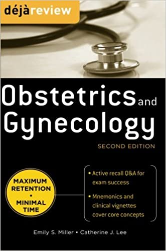 Deja Review Obstetrics & Gynecology, 2nd Edition: Emily S