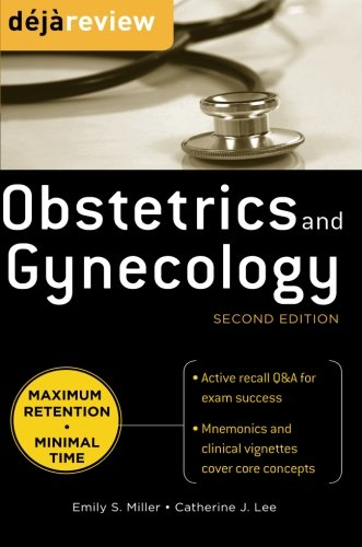 Deja Review Obstetrics & Gynecology, 2nd Edition